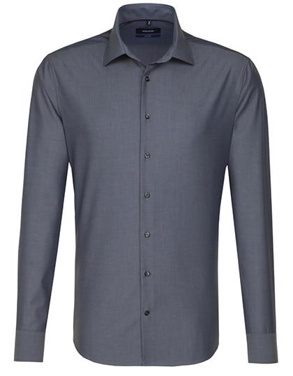 SN021000 Seidensticker Mens Shirt Tailored Fit Longsleeve